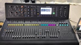 Mixer 32 channel & x28; MIDAS& x29; stock photos