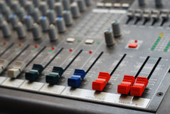 Mixer Royalty Free Stock Photos