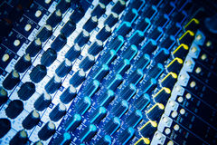 Mixer DJ Royalty Free Stock Image