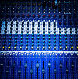 Mixer DJ Royalty Free Stock Photos