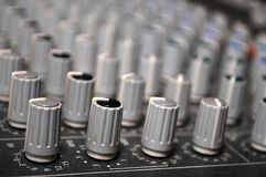 mixer for DJ at the wedding. Novi Sad Stock Photo
