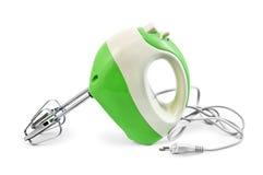 Mixer green Royalty Free Stock Photo