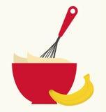 Mixer preparation. Design, vector illustration eps10 graphic Royalty Free Stock Photos