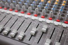 The mixer Stock Photography