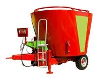 Mixer-wagon Royalty Free Stock Images