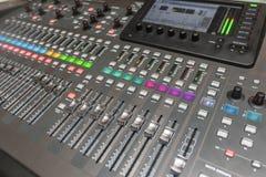 Mixeta του DJ Στοκ φωτογραφία με δικαίωμα ελεύθερης χρήσης