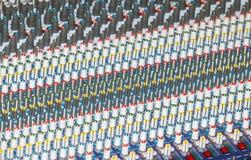 Mixing Audio Console Stock Photos