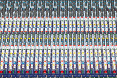 Mixing Audio Console Stock Photos