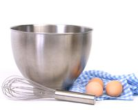 Mixing Bowl stock photo