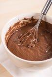 Mixing ingredients Stock Photo