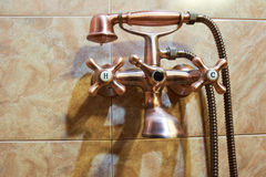 Mixing tap Royalty Free Stock Photo