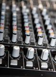 Mixingdesk Stock Photos