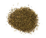 Mixture of dry spices Stock Image