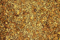 A mixture of grains and cereals grupy  background Stock Photos