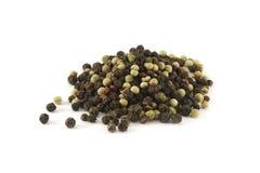 Mixture of pepper varieties Stock Images