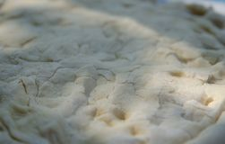 A mixture of raw, soft and soft bread royalty free stock photos