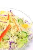 Mixture salad Royalty Free Stock Image