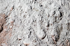 Mixture of sand and concrete as a background Royalty Free Stock Images