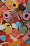 Mixure of candy Royalty Free Stock Image