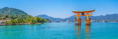 Miyajima стоковая фотография