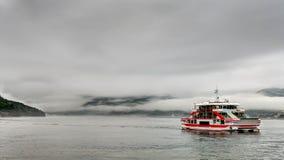 The Miyajima Ferry Royalty Free Stock Photos
