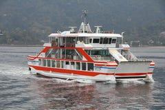 Miyajima Ferry Royalty Free Stock Image