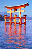 Miyajima Gates Stock Photos