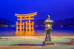 Miyajima, Hiroshima, Japan Stock Photos