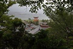 Miyajima - il Giappone immagine stock libera da diritti