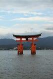 Miyajima - il Giappone fotografia stock
