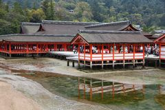 Miyajima Royalty Free Stock Images