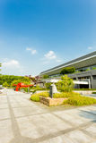 Miyako Messe Convention Center Museum Kyoto Stock Images