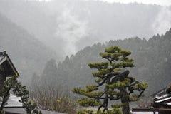 Miyama-Dorf in Kyoto, Japan Lizenzfreies Stockbild