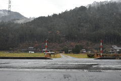 Miyama-Dorf in Kyoto, Japan Stockfotografie