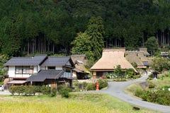 Miyama Kyoto Japan Lizenzfreies Stockfoto