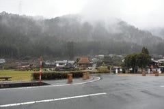 Miyama wioska w Kyoto, Japonia Fotografia Royalty Free