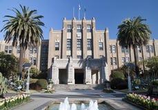 Miyazaki-Präfektur Hall Lizenzfreies Stockbild
