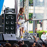 Miyazawa Marin (Guitar) from LoVendor Group Royalty Free Stock Image