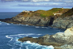 Mizen Head. Co.Cork, is the most southerely point in Ireland Stock Photos