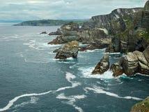 Mizen Head cliffs Royalty Free Stock Photo