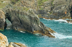 Mizen Head cliffs Stock Photo
