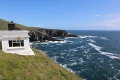 Mizen Head Penninsulla Cliffs Ireland. Mizen Head Penninsulla Cliffs in county Cork Ireland Stock Photos