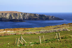Mizen head scenery Royalty Free Stock Image