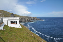 Mizen head,west cork, Ireland Royalty Free Stock Images