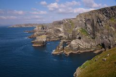 Mizen Head, West Cork, Stock Photography