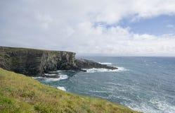 Mizen Kopf, Irland Lizenzfreies Stockfoto