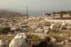 Miziara landscape, Lebanon Stock Image