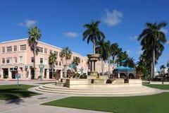 Mizner Shopping Center royalty free stock photos