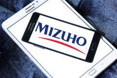 Mizuho Financial grupy logo zdjęcie stock