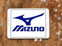 Mizuno Korporation logo arkivbild